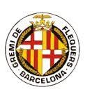 gremi de flequers de Barcelona