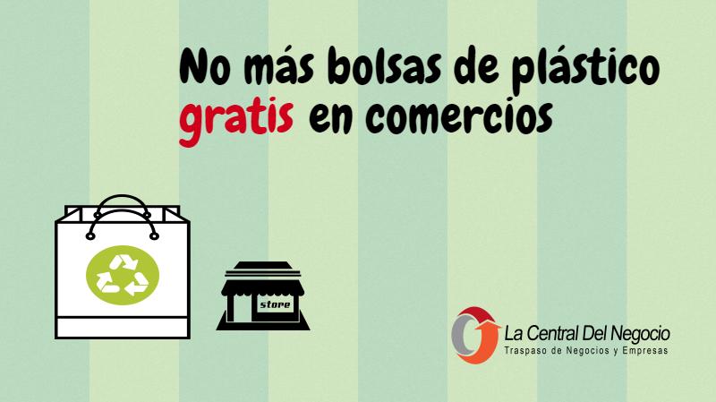 5d8960ebf Se extiende la obligación de cobrar las bolsas de plástico a todos los  comercios