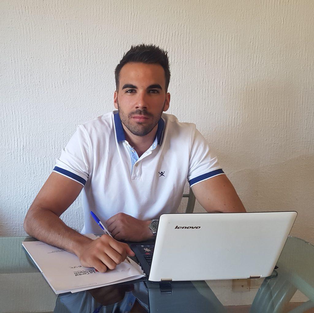 nuevo franquiciado Alicante Iosu Rodríguez