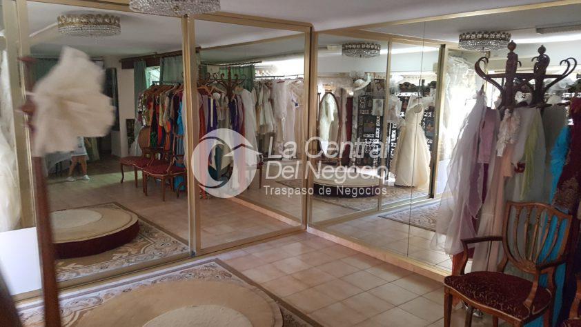 tienda de vestidos de novia en el centro de alicante ref.009 - la