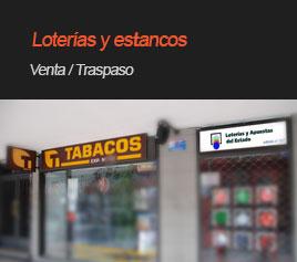 venta de loterias y estancos